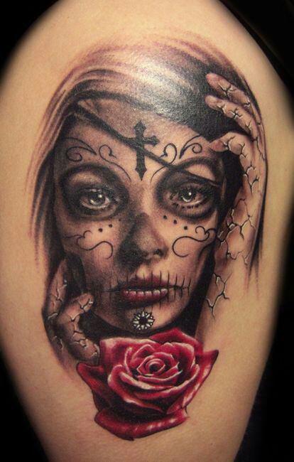 ♥ Skull Girl ♥