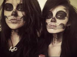 ❤️ Skull Girls - Make Up ❤️