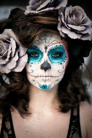 Skull Girl ♥ Make Up ♥