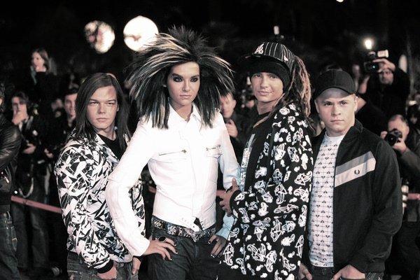 Tokio Hotel: Le début (de mon bonheur)