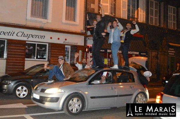 VICTOIRE DE L' ASM/ SMS MUSIC> 4/06/17