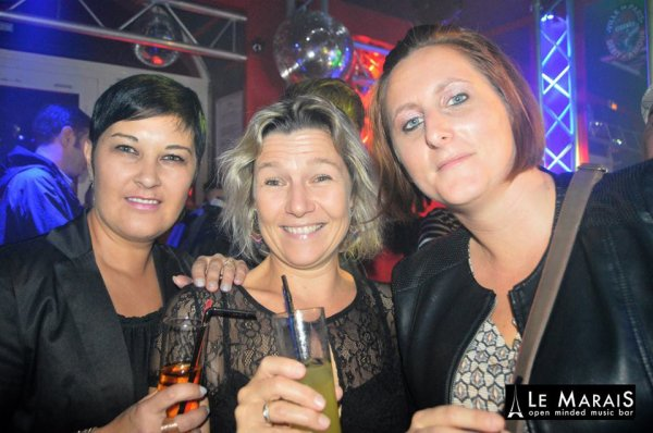 PARTY BY DJ CLOTHILDE> 14/10/17