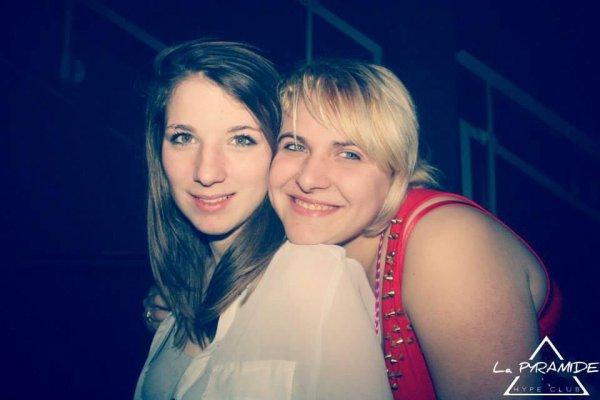 moi et ma mila chérie