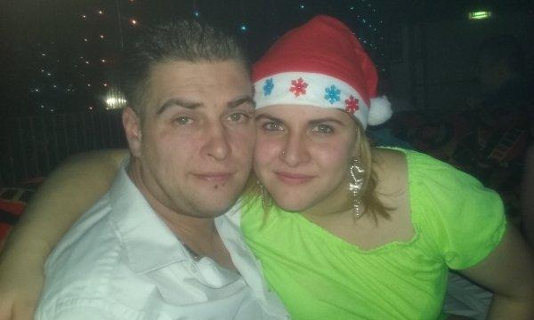 Mwa et mon frere Bebert
