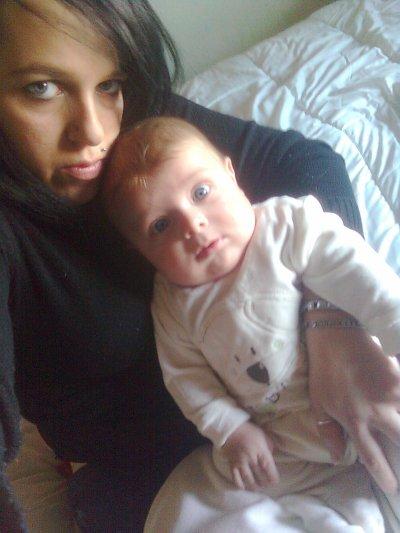 mon filleul et ma soeur