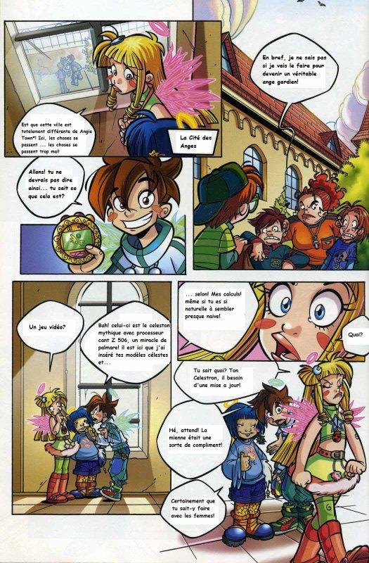 Tome 2 Angel's friends traduction page de 1 à 8 sur 24