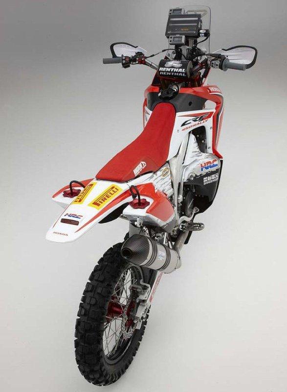 CRF 450 Rally