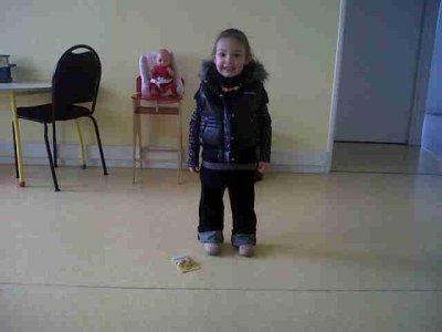 ma fille damour ke jaime plus ke tt au monde et ki a u 3 ans le 04/02/2012