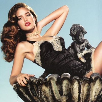 Emily didonato les plus belles femmes du monde selon vous moi - Les plus belles cuisines italiennes ...