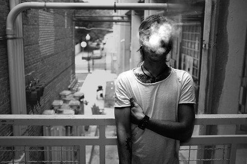 SMOKE DIE.