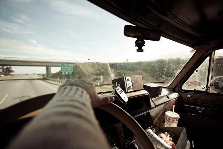 DRIVE DROVE DRIVEN.