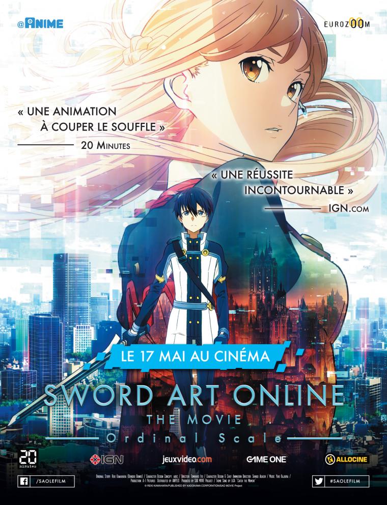 HS - SAO The Movie