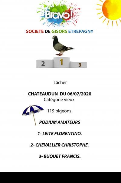 Et un de plus, Chateaudun du 06 Juillet !