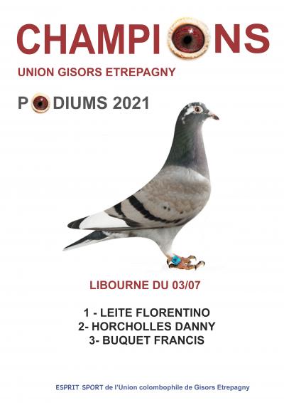 LIBOURNE DU 03/07/2021