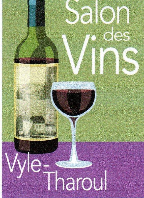 le we prochain n'oubliez pas le salon du vin !!!!!!! on compte sur les joueurs et leurs familles et amis !