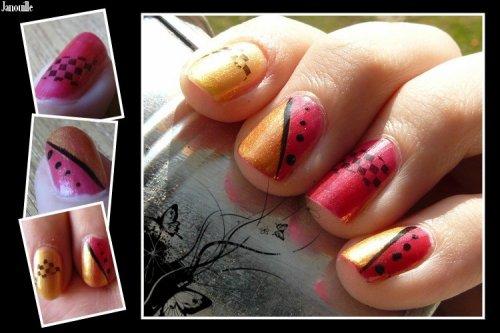 Nouveau Nail Art !!