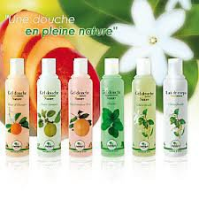 Gel douche nature