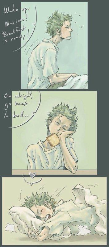 -Dormir, c'est la vie