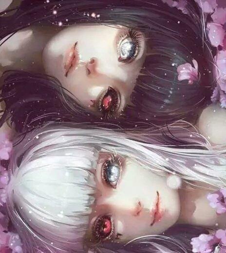➡Avoir deux personnalité