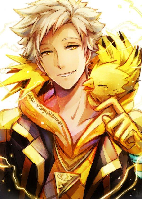 ➡Nos amis les pokemon.