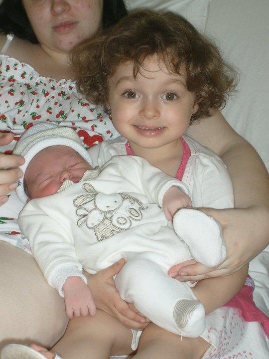 mé 2 poupées