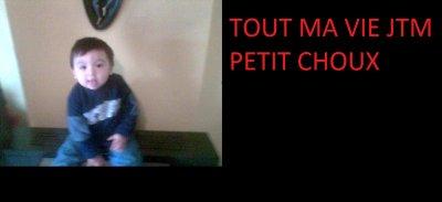 ❤Je t' àiiiiiiime Petit frere ❤