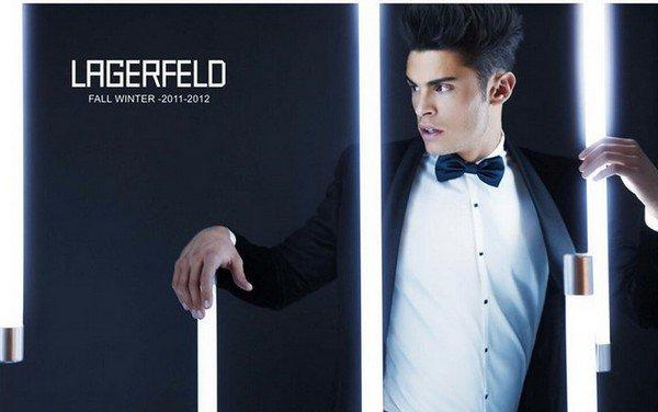 Karl Lagerfeld livre ses looks pour l'automne-hiver 2011/2012