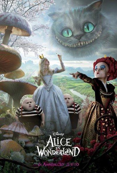 « Alice in Wonderland (T.B) »