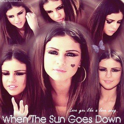 Album : When The Sun Goes Down.