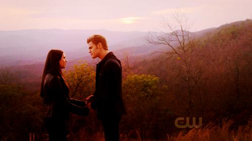 Je ne veux pas être un vampire, Stefan.