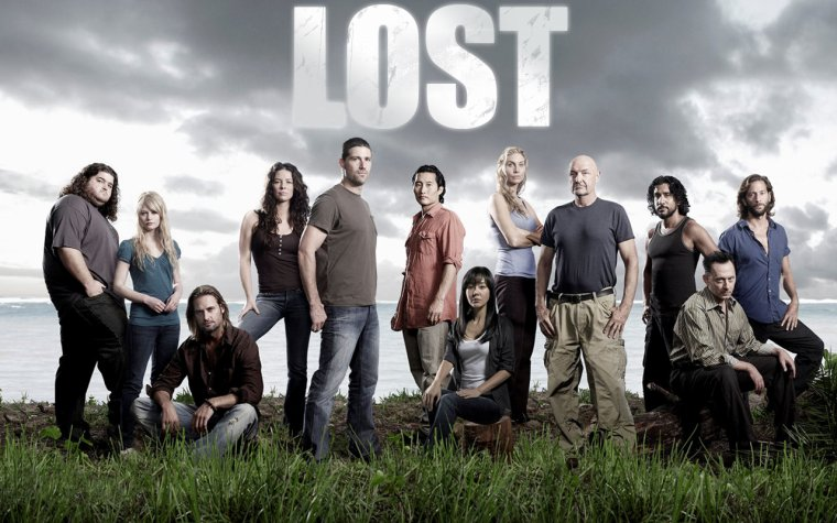série Lost les disparus
