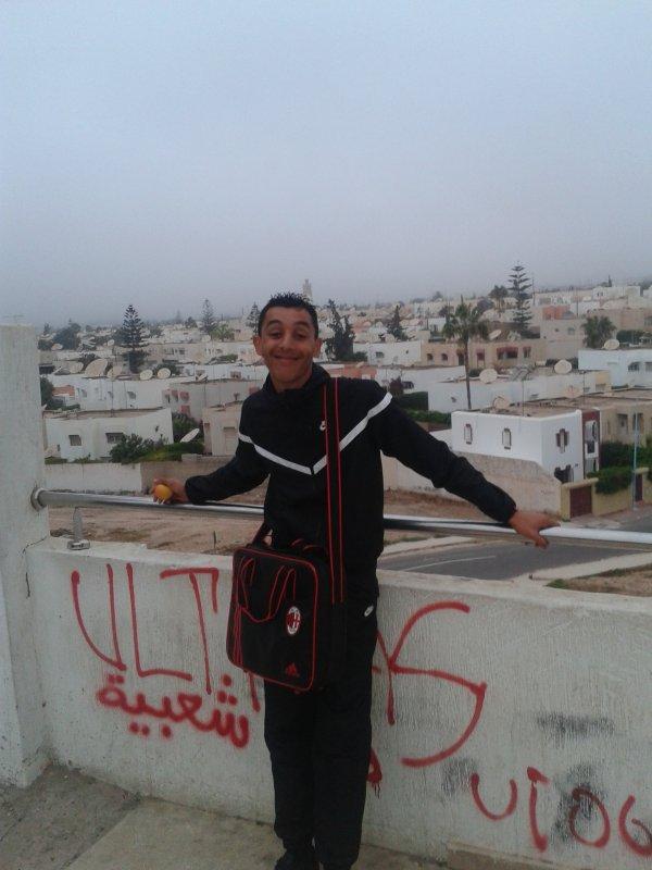 Moi a Agadir 2014