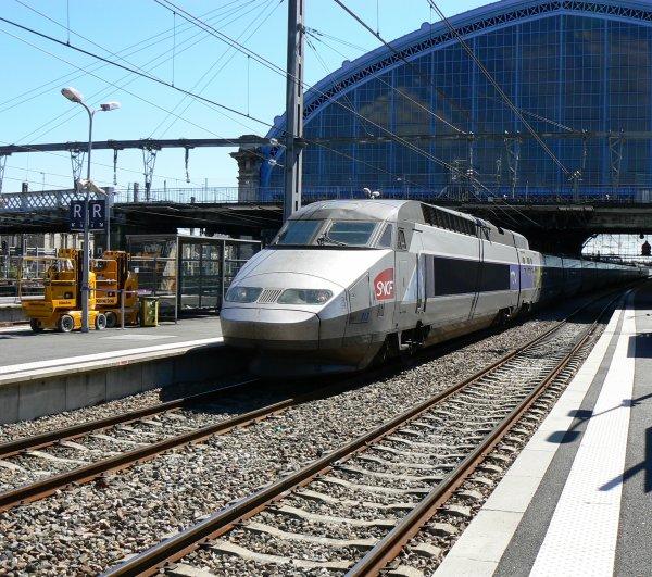 Spot en Gare de Bordeaux Saint-Jean