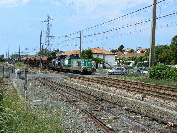 Spot au Boucau