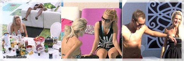 15 Aout 2011 : L'actu live de Marie. .  Marie Garet de Secret Story 5 ♥