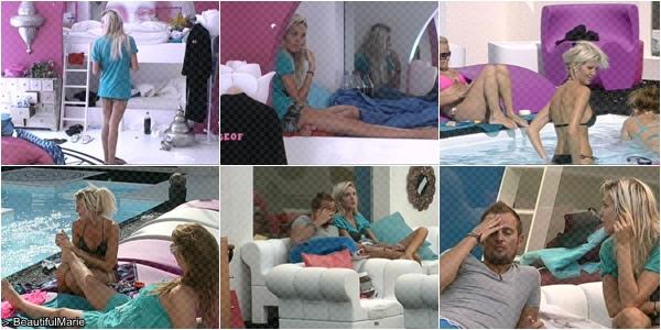 21 Aout 2011 : L'actu live de Marie. .  Marie Garet de Secret Story 5 ♥