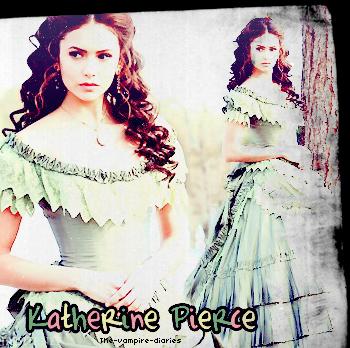 ■ Elena Gilbert - Katherine Pierce ----------------------------------------------------------------------------------------Créations - Décorations