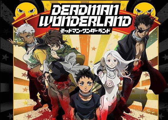 Le premier manga choisi pour mes articles sera Deadman Wonderland :DDD