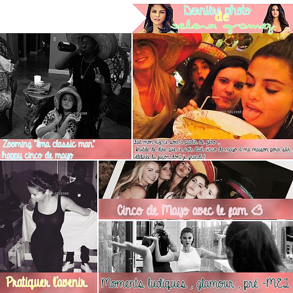 Voici les dernières photo de Selena Gomez, encore une fois elle est magnifique !