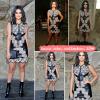 Selena à était inviter au Louis Vuitton Cruise 2016 Resort Collection, un défilé auquel a également assisté Miranda Kerr.