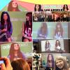 Selena à son live Q&A avec Adidas NEO, le 14 mai 2015 à Los Angeles.