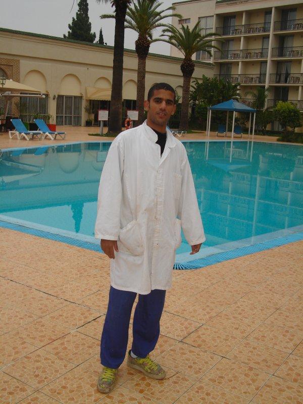 au piscine