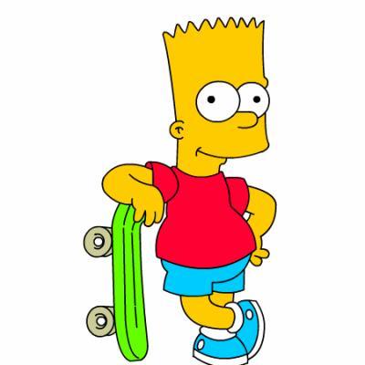 Blogue de love les simpsons la belle petite famille - Marge simpson et bart ...