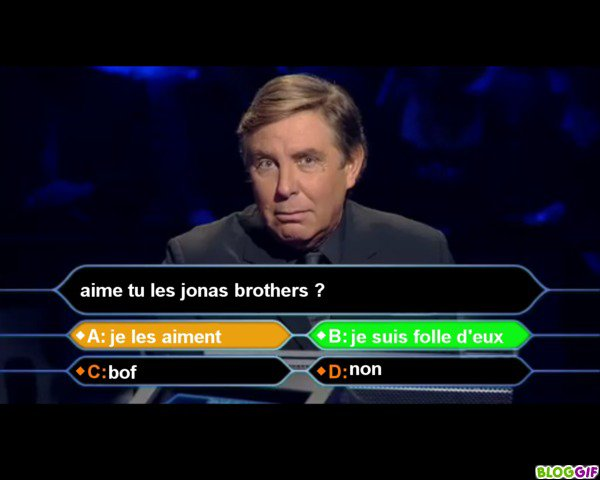 question jonas