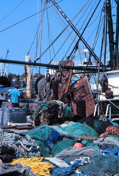 Pêcher des déchets plastiques plutôt que du poisson !