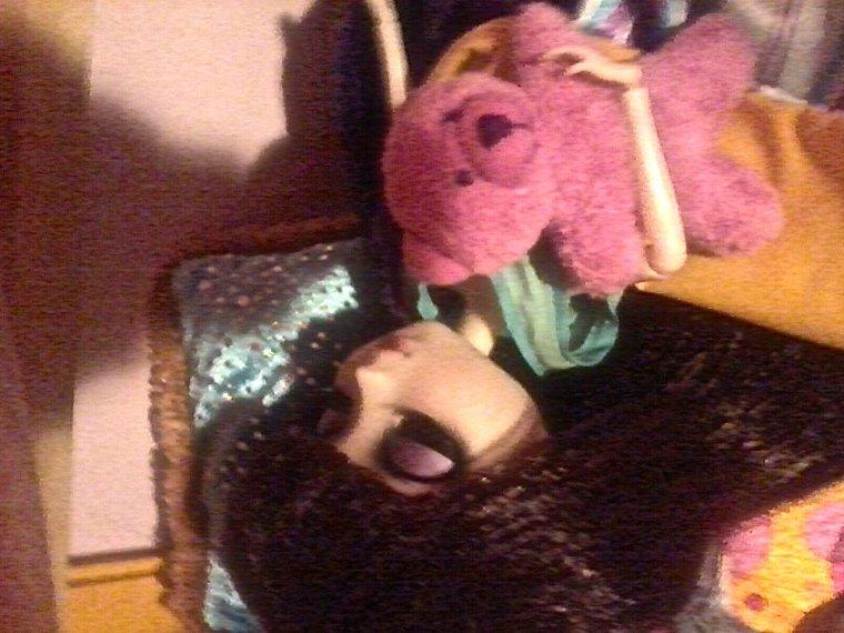 Doll house....