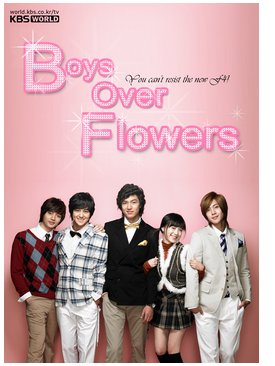 Boys Over Flowers.
