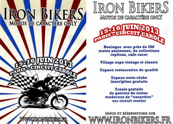Iron Bikers  -  Carole