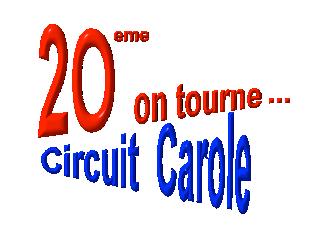 trophées jumeaux Carole 2013