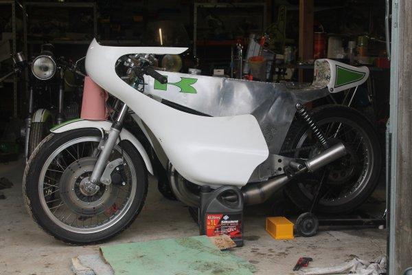 modif coque alu 350 S2